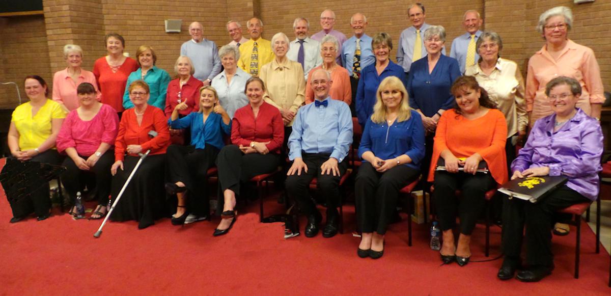 The Condate Singers